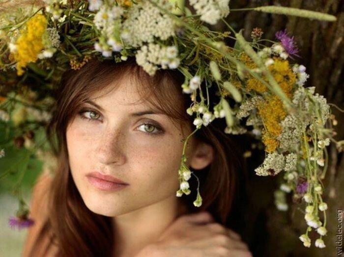 Красивые картинки лиц девушек (35 фото) ???? Прикольные ...