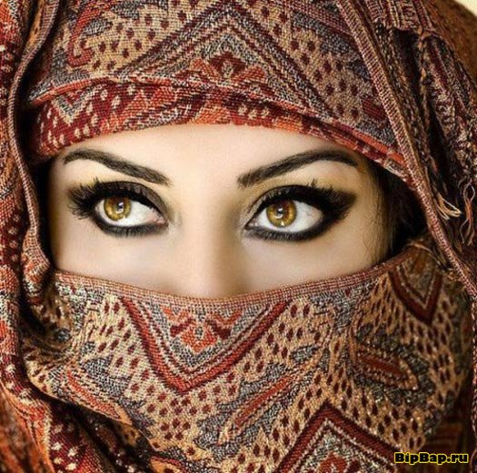 красивые девушки фото глаза