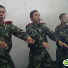Борьба с курением в китайской армии
