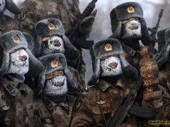 Смешные ситуации в армии (20 фото)