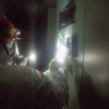 Фотографии с Японской ядерной электростанции Фукушима