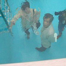 Обман фотографа и люди под водой