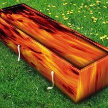 Очень не обычные гробы