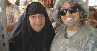 Девушки, служащие в армии США