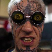 Шокирующие татуировки