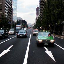 Путешествие по дорогам Токио