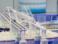 Проект крымского моста через керченский пролив — видео.