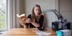 Гифки глупых роботов ( 6 гифок )