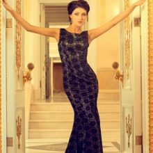 Платья Анастасии Макеевой. (11 фото)