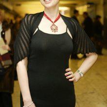 Платья Анны Ковальчук. (11 фото)