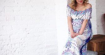 Платья Зои Бербер. (11 фото)