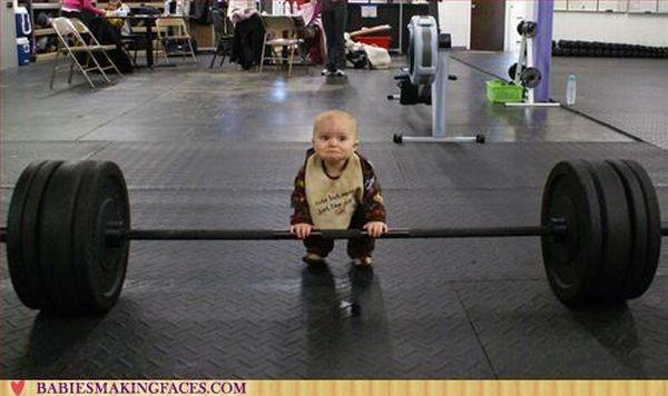 фото смешное малыша
