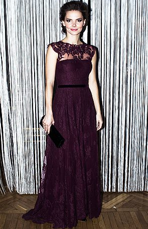 Gucci-Елизавета-Боярская-платье