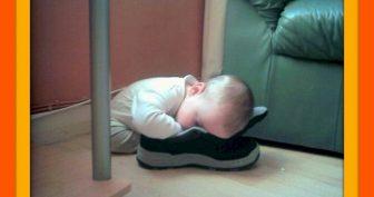 Смешные картинки про сон. (11 фото)