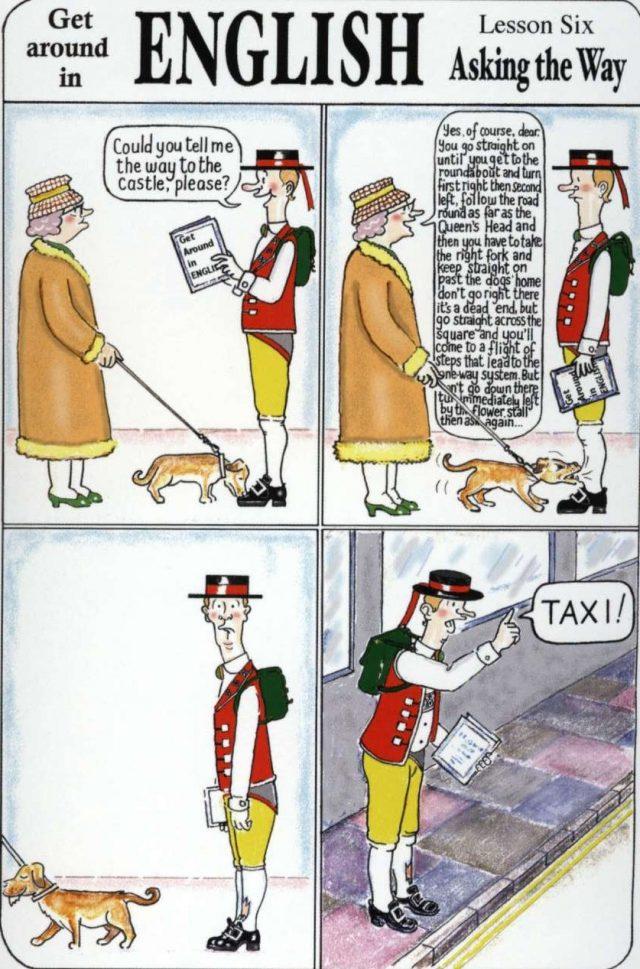 Анекдоты Англичан