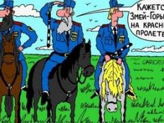 Анекдот про ГАИшников