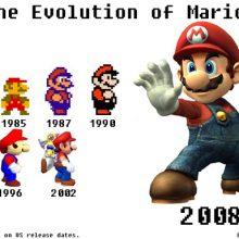 Mario (12 фото)