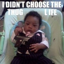 Thug life мем ( 7 фото )