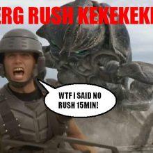 Zerling rush мем ( 9 фото )