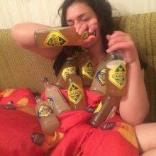 Молодежные пьянки. (11 фото)