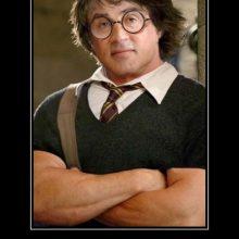Смешные демотиваторы про Гарри Поттера. (11 фото)