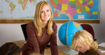 Красивые учительницы. (11 фото)