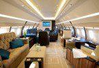 роскошный самолет