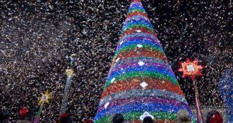 Самые красивые новогодние картинки (11 фото)