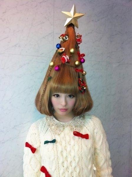 Прическа на средние волосы без челки на праздник фото