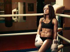 Красивые спортивные девушки. (11 фото)