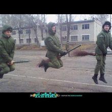 Приколы про армию. (11 фото)