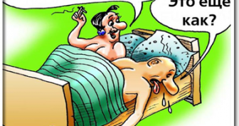 Смешные картинки про секс (42 фото)