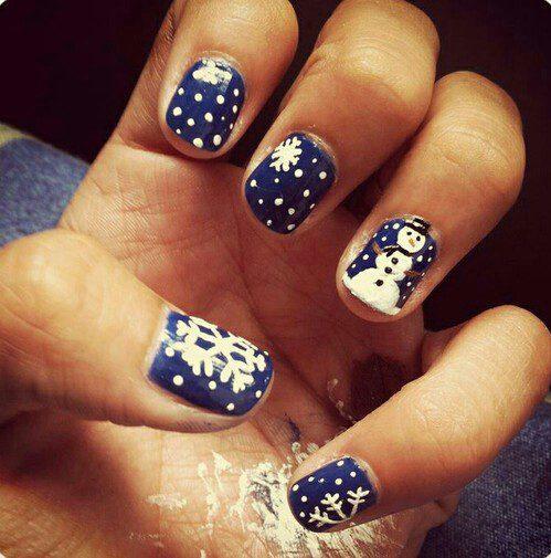 christmas-nails-snowflakes-snowman-favim-com-2246610