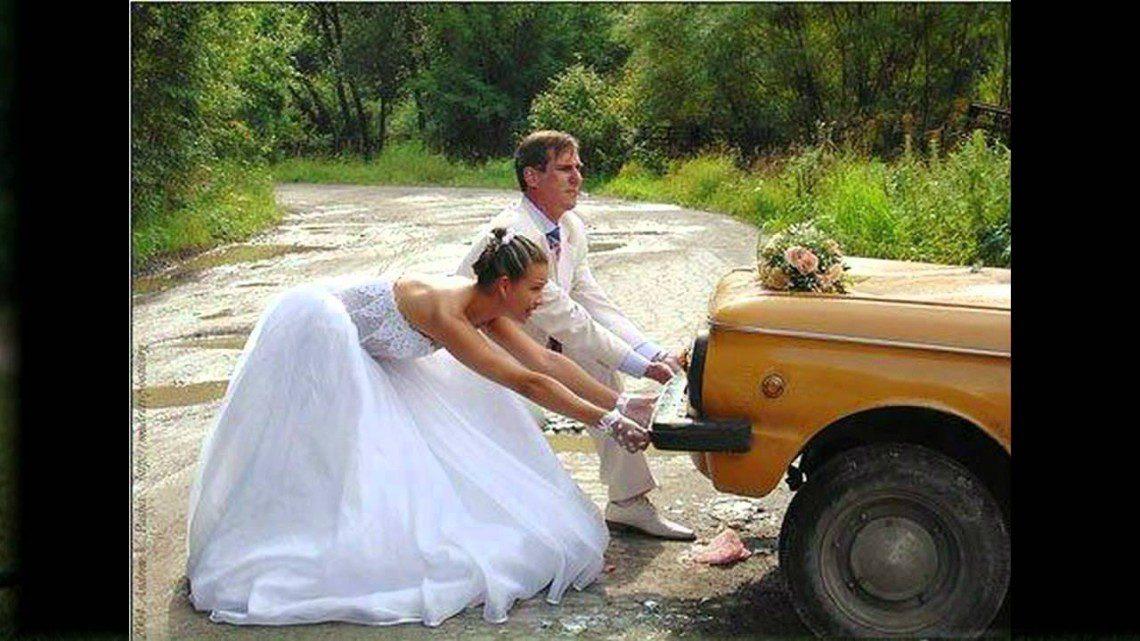 Как сделать приколы на свадьбу