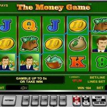 Игровой автомат The Money Game – Баксы