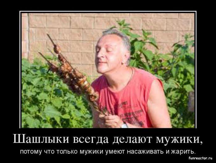 Смешные картинки про шашлыки (19 фото)