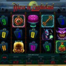 Особенности игрового аппарата Alaxe in Zombieland в онлайн казино «Вулкан»