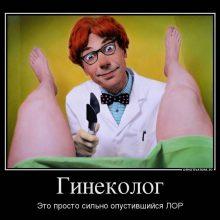 Прикольные картинки про гинекологов (18 фото)