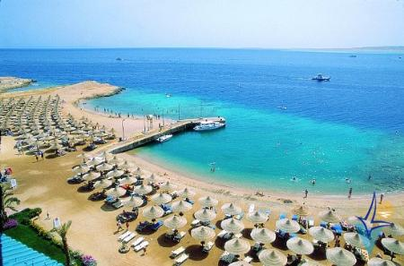 Красивые девушки на пляжах египта