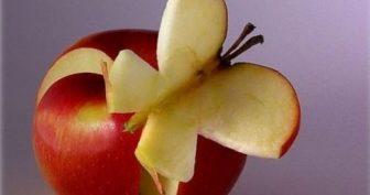 Прикольные картинки про овощи (34 фото)