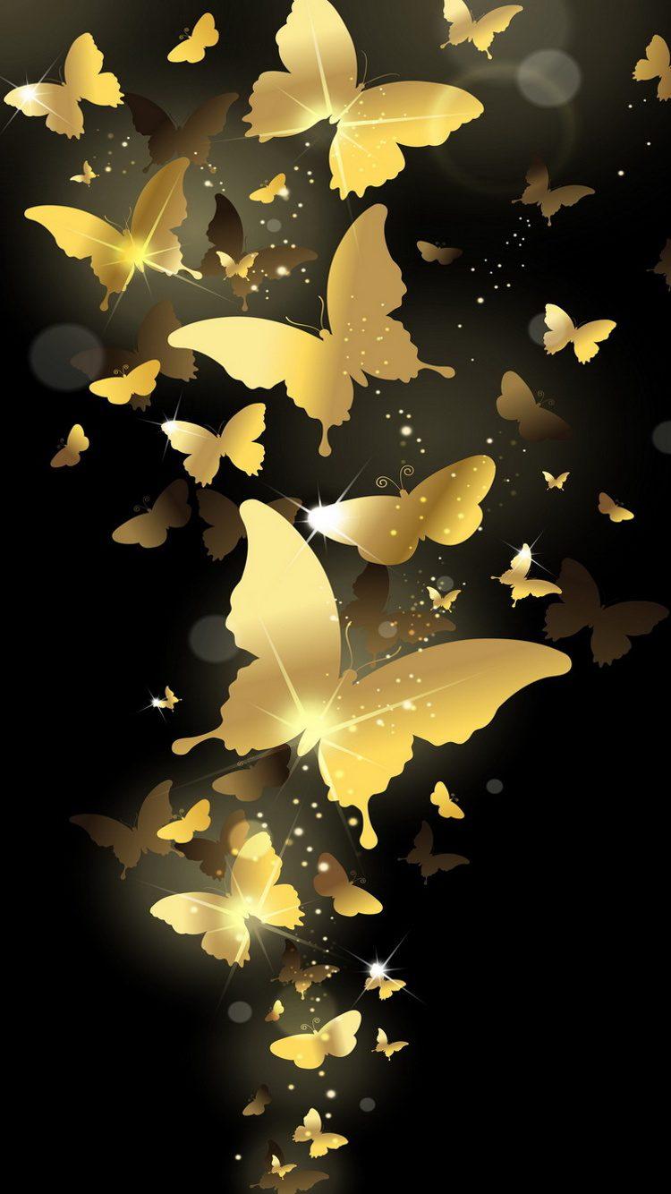 Бабочки картинки голубые