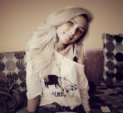 38 фото красивых девушек блондинок
