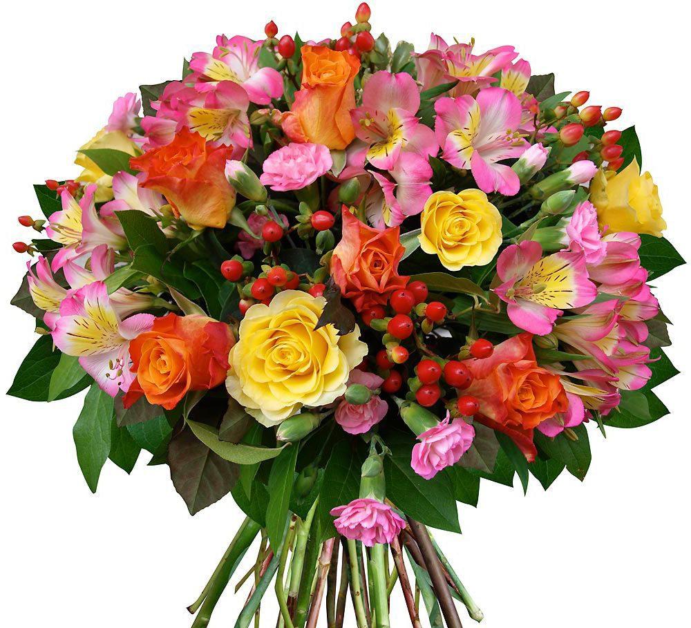 красивые цветы букеты фото
