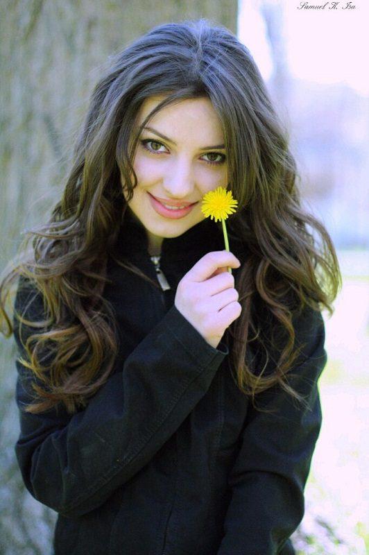 Девушка красивые картинка фото