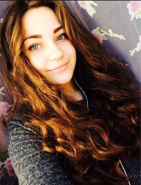 Фото рыжая девушка
