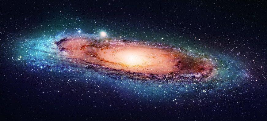 Рисунок вселенной