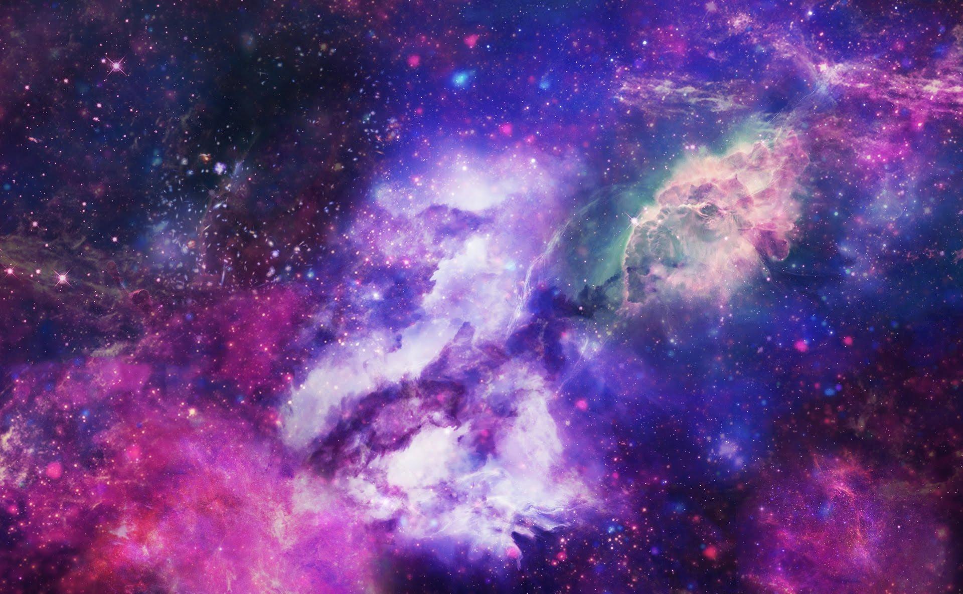 фото космоса рисунки