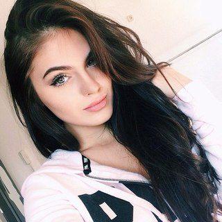 фото красивых девушек в вк на аву