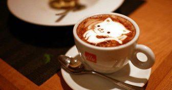 Картинки красивые кофе (41 фото)