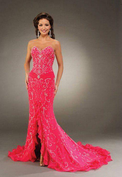 Посмотреть самые красивые платья
